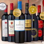 """6 Flaschen Rotwein – Probierpaket """"Rotweinzeit"""" für 40€"""