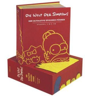 Schnell? Die Welt der Simpsons für 39,90€ (statt 99€?)   Der ultimative Episoden Führer