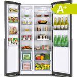 Haier HRF-521DS6 Side-by-Side Kühlschrank mit NoFrost für 449,10€ (statt 530€)