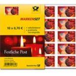 Deutsche Post eFiliale ohne Versandkosten – z.B. 100 Klebeetiketten für 3,99€