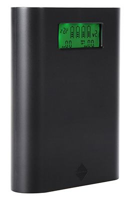 Soshine E3S Powerbank mit Batterie Betrieb für 13,58€