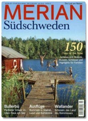 Wieder da! Merian Reise Magazin im Jahresabo für 48,60€ (statt 97€)