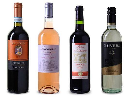 Top 10 Weine 2016 VSK frei bei Weinvorteil + mögliche Gutscheine