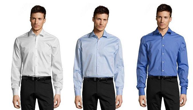 Van Laack Sale bei Vente Privee   z.B. Herrenhemd Ret für 59,90€ (statt 83€)