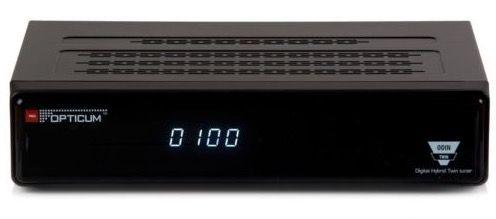 Opticum HD AX Odin Sat Twin Tuner für 99€ (statt 121€)