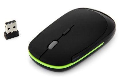 E10 wireless Maus mit 1.600 dpi für 1,70€