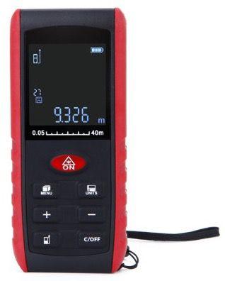 KXL E40 Laser Entfernungsmesser (bis 40 Meter) für 13,94€ (statt 16€)