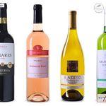 Inventur bei Weinvorteil – z.B. 6 Flaschen Pluvium Premium Selection für 21,09€