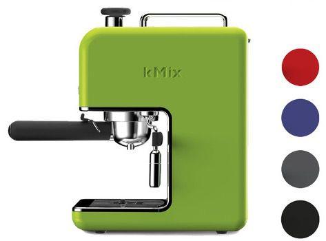 Kenwood ES020 kMix Siebträger Espressomaschine für 108,90€ (statt 145€)