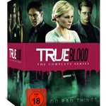 True Blood – Staffel 1-7 (33 Discs) auf DVD ab 22€ (statt 31€)