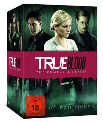 True Blood   Staffel 1 7 (33 Discs) auf DVD für 19,99€ (statt 38€)
