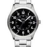 20% auf ausgewählte Uhren & Schmuck – z.B. s.Oliver Herrenuhr für 52€(statt 100€)