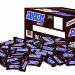 150 Snickers Mini-Riegel (2.821g) für 14,99€ (statt 20€)
