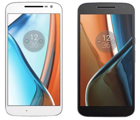 Lenovo Moto G4   5,5 Zoll Full HD Smartphone schwarz für 129€ (statt 168€)