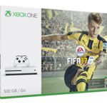 Xbox One S 500GB + Fifa 17 ab 199,40€ (statt 229€)