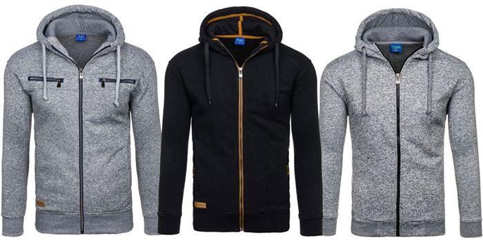 Bolf Herren Kapuzenpullover & Sweatshirts für je 12,95€
