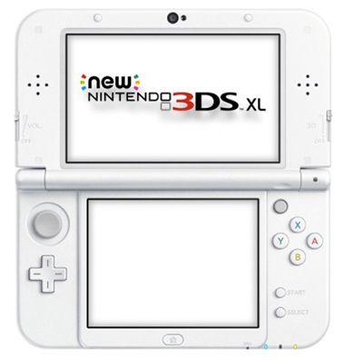 New Nintendo 3DS XL in Pearl Weiß für 161,95€ (statt 175€)