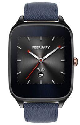 Asus Zenwatch 2 Smartwatch mit Lederarmband für 105€ (statt 145€)