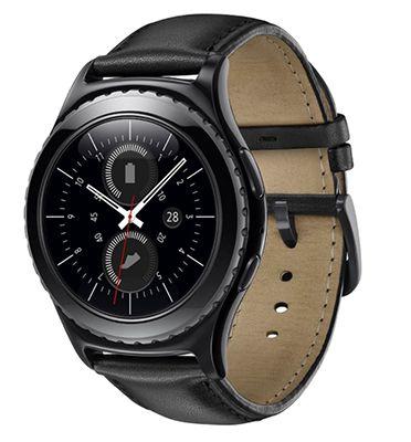 SAMSUNG Gear S2 Classic Smartwatch für 211,21€ (statt 240€)