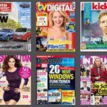 2 Monate Readly Magazin-Flatrate für 5€ (statt 20€) – Über 2.000 Magazine