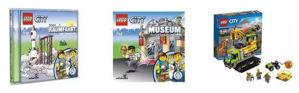 15% Rabatt auf Lego City bei myToys   z.B. Lego City Hochgeschwindigkeitszug für 82€ (statt 93€)