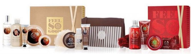 The Body Shop mit 30% Rabatt auf alles + VSK frei ab 40€   auch im Sale