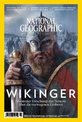 Jahresabo National Geographic für 69,60€ + 60€ Gutschein