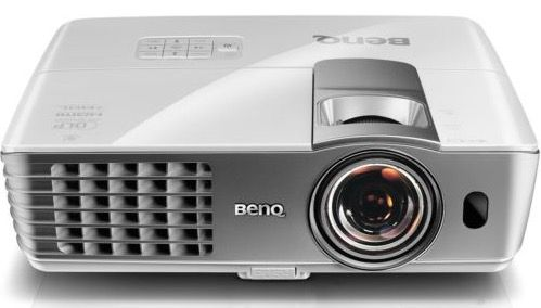 BenQ W1080ST+ 3D Kurzdistanz Heimkino DLP Projektor für 599,90€ (statt 699€)