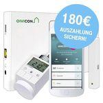 Ausverkauft! Telekom Smart Home (Station, Heizkörperthermostat, Fensterkontakt) effektiv 2 Jahre gratis + einmalig 9,95€