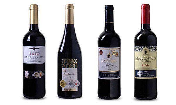 Rioja Weine ab 4,99€pro Flasche   6 Flaschen MBW