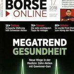 51 Ausgaben Börse Online für 229,50€ + 100€ Verrechnungsscheck + 6€ Sofort-Rabatt