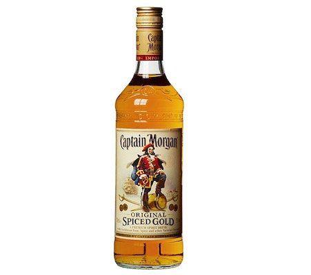 Captain Morgan Original Spiced Gold Rumverschnitt für 8,99€   nur für Primer