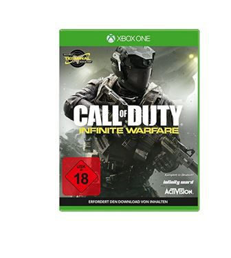 Call of Duty: Infinite Warfare (Standard Edition) [Xbox One, PS4] für je 20,30€ (statt 25€)