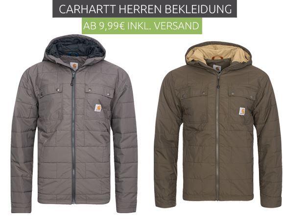 Carharrt Hemden und Jacken Carhartt Herren Hemden und Jacken ab 9,99€