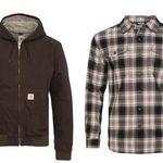 Carhartt Herren Hemden und Jacken ab 9,99€