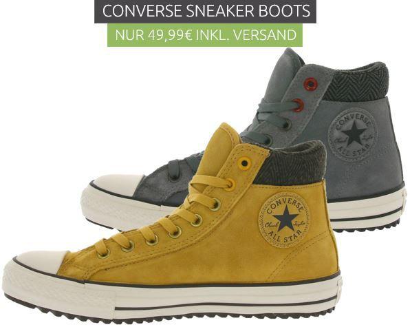 Converse All Star CT A/S BOOT PC   Herren High Cut Sneaker für nur 49,99€ (statt 73€)