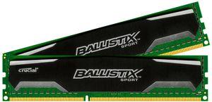Crucial Ballistix Sport Arbeitsspeicher 16GB Kit 300x145 Gaming PCs günstig kaufen – Die große Schnäppchen Kaufberatung