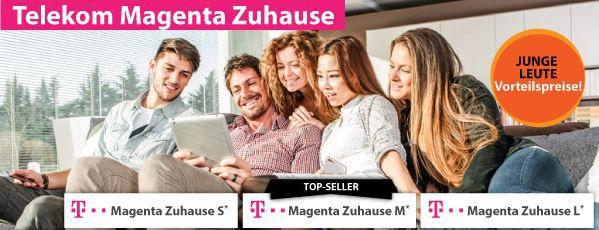 Telekom Magenta DSL + Festnetz + Entertain Verträge dank Cashback ab 20,61€   TOP