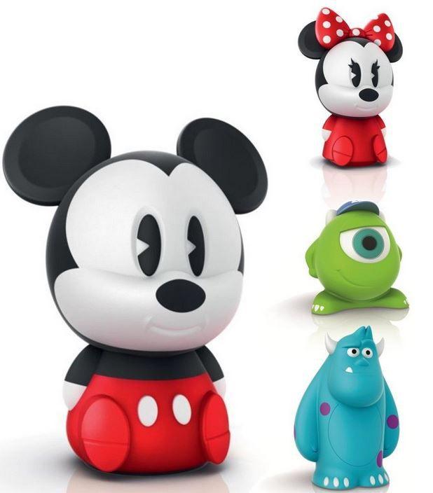 Philips LED Nachtlichter: SoftPal mit Disney Motiven für je 14,99€