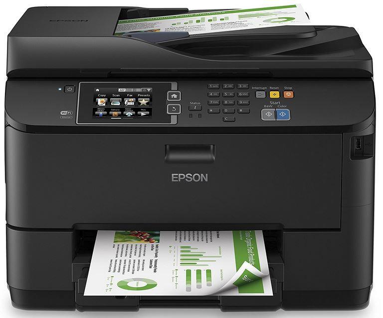 Epson WorkForce WF 4630DWF   Multifunktions Drucker mit WiFi statt 204€ für effektiv 149,90€