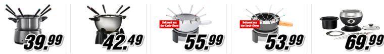 Media Markt: Raclette & Fondue Sale   ideal zum Neujahr ...