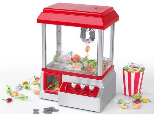 GOURMETmaxx Süßigkeitenspender   Candy Grabber für 24,99€