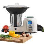 GOURMETmaxx Thermo Multikocher Deluxe Küchenmaschine für 119,99€ (statt 150€) – refurbished