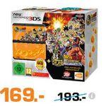 New Nintendo 3DS schwarz inkl. Dragon Ball Z: Extreme Butoden für 169€ und mehr günstige Angebote im Saturn Weekend Sale