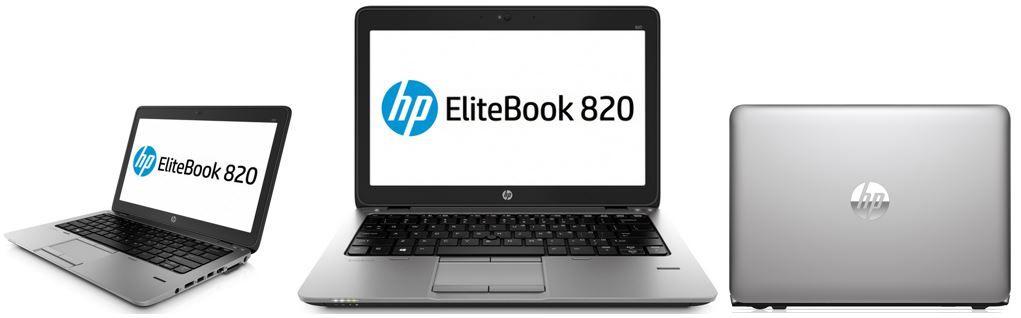 HP EliteBook 820 G3   12,5 FullHD Subnotebook mit i5 und 8GB, 256GB SSD statt 1.006€ für 888€