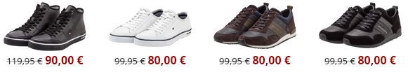 Hirmer Hiflfiger Angebot HIRMER Winter Sale mit bis zu 50% Rabatt auf Herren Fashion!