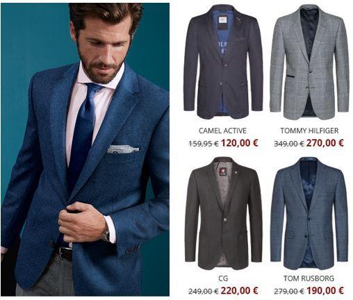 Hirmer Sal e HIRMER Winter Sale mit bis zu 50% Rabatt auf Herren Fashion!