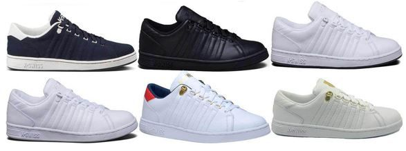 K SWISS LOZAN   Damen & Herren Sneaker für 34,99€