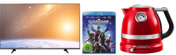 Kitchenaid Wasserkocher Saturn Online Offers vom Wochenende   z.B. LG 49UH600V   49 Zoll UHD 4K TV für 537€