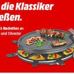 Media Markt: Raclette & Fondue Sale – ideal zum Neujahr …